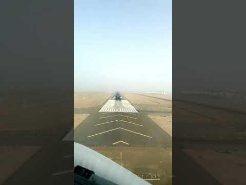 الهبوط في مطار المدينة المنورة