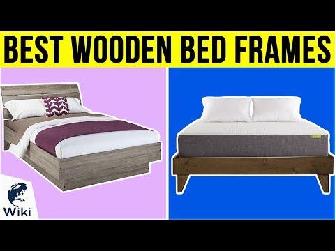 10 Best Wooden Bed Frames 2019
