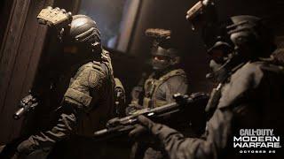 Lets talk about Call of Duty Modern Warfare