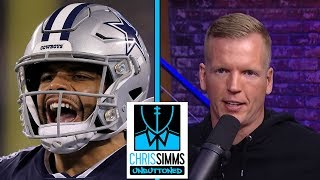 Week 15 Preview: Los Angeles Rams vs. Dallas Cowboys | Chris Simms Unbuttoned | NBC Sports