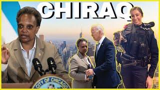 Krwawy weekend w CHICAGO – Strzelają jak do kaczek. Gorzej jak w Iraku?