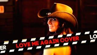 John Newman - Love Me Again (Duet Feeriya violin)