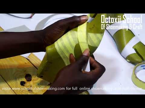 standard parten making ( online shoemaking & craft course 16)