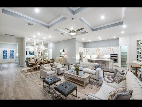 New Homes by Del Webb – Stonewater Floor Plan