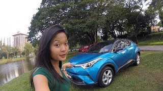 2018 Toyota C-HR Driving Review | EvoMalaysia