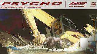 Post Malone Feat. Ty Dolla $ign   Psycho (Official Audio)