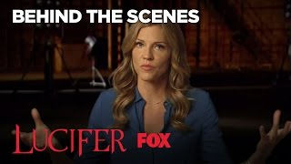 The Truth Behind Lucifer's Mother With Tricia Helfer | Saison 2