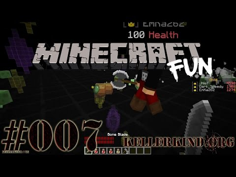 Minecraft F.U.N #7 – Dungeon Arena Remix (4) ★ Let's Play Minecraft [HD|60FPS]