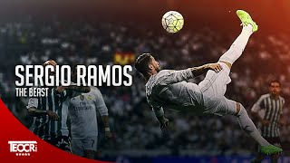 Sergio Ramos Beast ● Crazy Defensive Skills 2016 |HD|