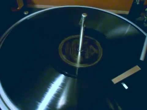 Góralu czy ci nie zal, Pawel Faut Polish 78 RPM Record
