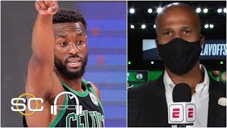 Celtics locked down Heat 3-point shooters in Game 5 - Richard Jefferson | SC with SVP