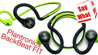 REVIEW: Plantronics BackBeat Fit Bluetooth Headset