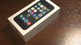 Розыгрыш iPhone 5S