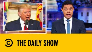 Trump Provides Unusual Details Of Raid That Killed ISIS Leader | The Daily Show With Trevor Noah