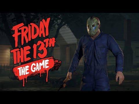 Friday the 13th: The Game - ИГРАЕМ ЗА НОВОГО ДЖЕЙСОНА