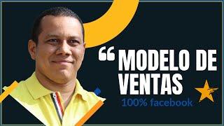 Modelo de Ventas en Facebook 100% Efectivo