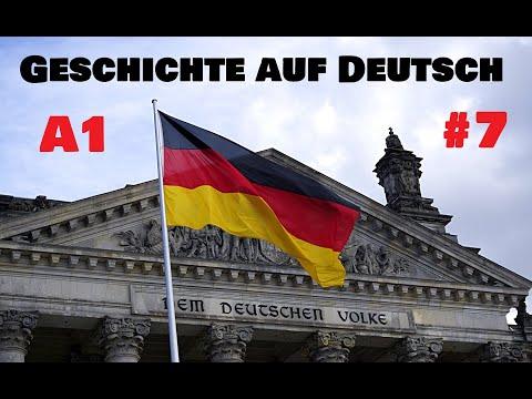 A1 - Geschichte auf Deutsch - Easy German Audio Stories #7 Hörbuch für niveau A1 German Stories A1