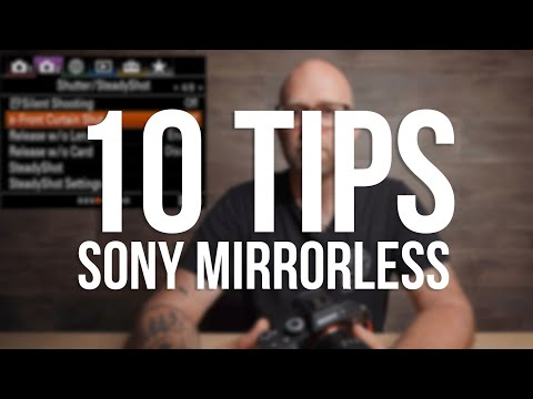 External Review Video MGfmOU6z5eY for Sony A9II (A9 Mark 2, ILCE-9M2) Full-Frame Mirrorless Camera
