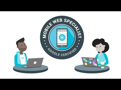 Becoming a Certified Mobile Web Specialist - YouTube
