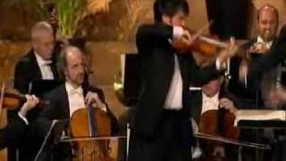 Ray Chen | Mozart Violin Concerto # 4 in D : 2nd Mvt | Queen Elisabeth Violin Competition | 2009