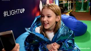 Интервью с Данэлией Тулешовой на Детском Евровидении: «Здесь чувствуешь себя настоящим артистом»