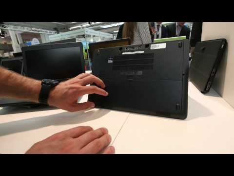 Dell Latitude E7250 Hands On [4K UHD]