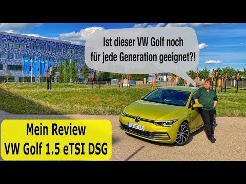2020 VW Golf 1.5 eTSI Style | Ist er noch ein Generationen Auto?! Test - Review - Alltag - Familie