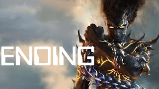 Prince of Persia The Two Thrones Final Boss Dark Prince-Ending(2/2)[HD]