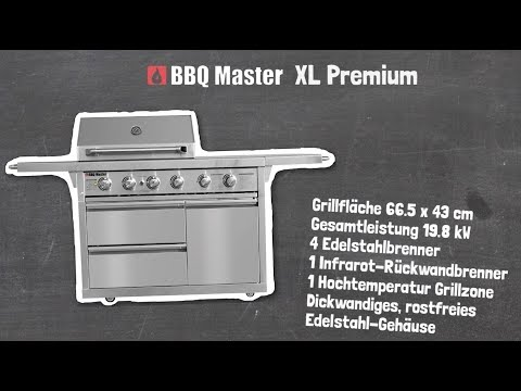 Outdoorküche Tür Xs : Bbq master