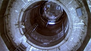 Inside A Nuclear Reactor Core   Bang Goes The Theory   BBC