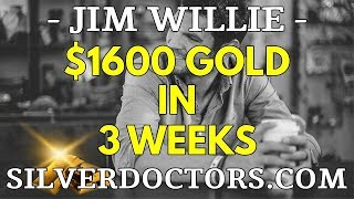 Gold Rally Not Over, Price Going Straight To $1900 | Jim Willie