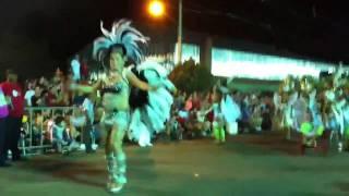 preview picture of video 'Carnaval Itaqui 2011 - Águias do Samba Itaquiense (Parte I)'