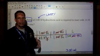 Plainfield Chemistry - Stoichiometry Worksheet #2