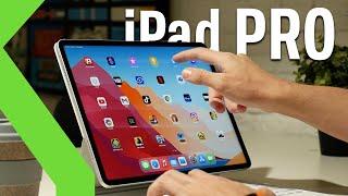 iPad Pro M1 ANÁLISIS - NUNCA una TABLET quiso ser tanto un PORTÁTIL