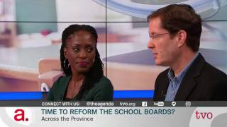 Time to Reform the School Boards?