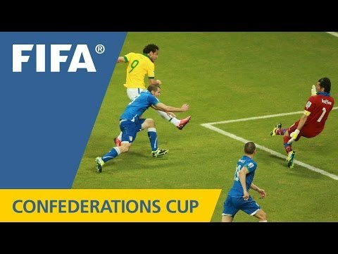 Italy 2:4 Brazil, FIFA Confederations Cup 2013