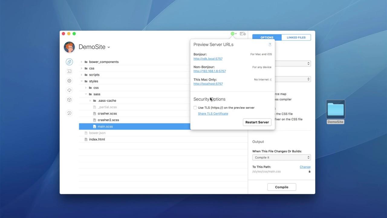 Browsersync Set Ip