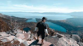 LAKE TAHOE | CINEMATIC | GOPRO 8 | FPV