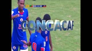 Haiti U-20 vs St Kitts & Nevis