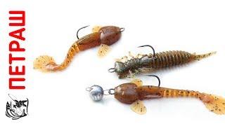 Крючок рыболовный на хищника