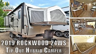 ROCKWOOD ROO Hybrids - McKenzie RV Trailers