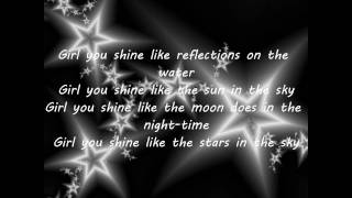 Aaron Carter-Girl You Shine - lyrics