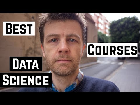 Best Online Data Science Courses - YouTube