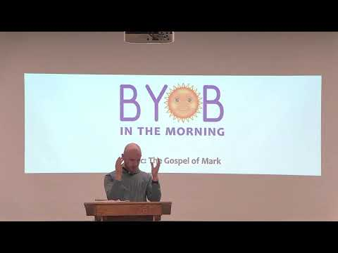 Gospel of Mark - Episode 13
