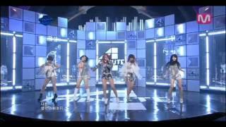 [K-POP]Mnet - M countdown,4minute(Mirror Mirror), CJ E&M