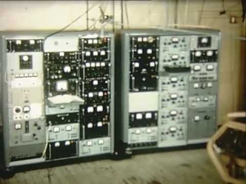 Amazing Vintage Video About The World's First Accurate Atomic Clock