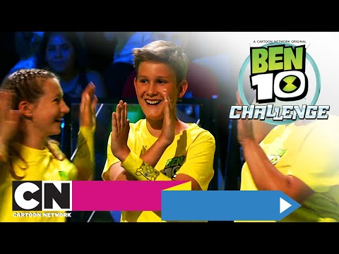 Ben 10 Challenge | Folge 1 | Cartoon Network