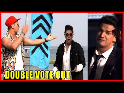 Roadies Real Heroes: Double VOTE OUT This Week,  Arushi V/S Bhargsethu