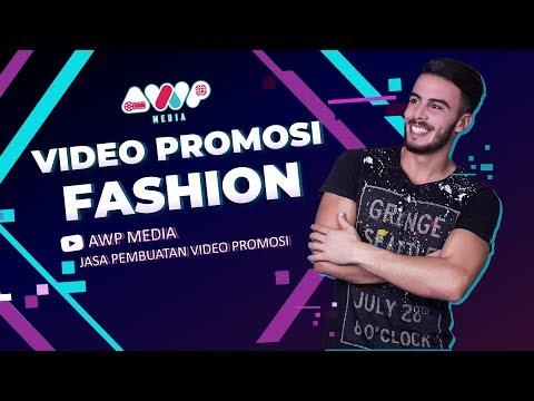 Video Promosi Fashion