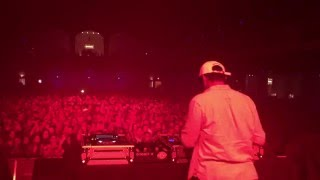 Jai Wolf - Indian Summer LIVE @ The Shrine LA 12/14/15